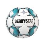 Derbystar Ultimo APS V20 Spielball Weiss Blau F169