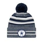 New Era Dallas Cowboys HM Strickmütze Blau