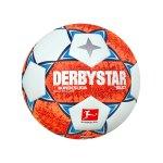 Derbystar Bundesliga Brillant Replica Light v21 Trainingsball 360 Gr. 2021/2022 Orange Blau F021
