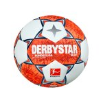 Derbystar Bundesliga Brillant Replica S-Light v21 Trainingsball 290 Gr. 2021/2022 Orange Blau F021