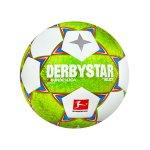 Derbystar Bundesliga Club Light v21 Trainingsball 350 Gramm 2021/2022 Grün Orange F021
