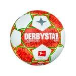 Derbystar Bundesliga Club S-Light v21 Trainingsball 290 Gr. 2021/2022 Grün Orange F021