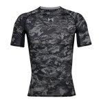 Under Armour Heatgear Print T-Shirt Weiss F102