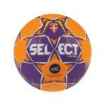 Select Trainingsball Mundo Gr.1 Lila Orange F996