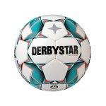 Derbystar S-Light v20 Light Fussball Weiss F142