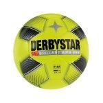 Derbystar Brillant APS Spielball Gelb Schwarz F529