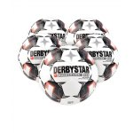 Derbystar Bundesliga Brillant APS Fussball Weiss F123