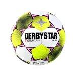 Derbystar Bundesliga Brillant TT Trainingsball Weiss F020