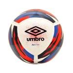 Umbro Neo X Elite Spielball Weiss Blau FJPA