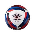 Umbro Neo X Premier Trainingsball Weiss Blau FJPA