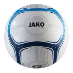 Jako Spielball Speed Weiss Blau F17