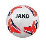 JAKO Glaze Trainingsball Weiss F00
