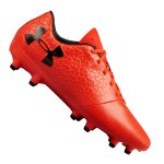 Under Armour Magnetico Select FG Kids Rot F600