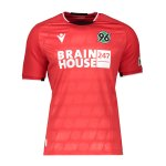Macron Hannover 96 Authentic Trikot Home 2021/2022 Kids Rot