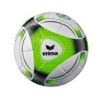 Erima Hybrid Training Fussball Schwarz Grün