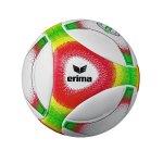 Erima ERIMA Hybrid Futsal JNR 350 Gr.4 Rot Gelb