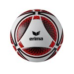 Erima Senzor Match Spielball Weiss Rot