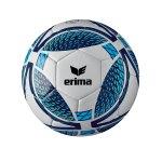 Erima Senzor Trainingsball 430 Gramm Gr. 5 Blau