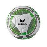 Erima Senzor Lightball 350 Gramm Gr. 5 Grau Grün