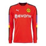 PUMA Torwarttrikot 16/17 BVB Dortmund Rot F03