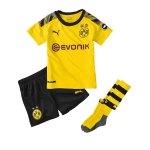 PUMA BVB Dortmund Minikit Home 2019/2020 Gelb F01