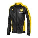 PUMA BVB Dortmund League Coachjacke Kids Gelb F01