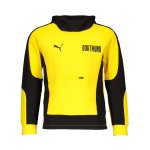 PUMA BVB Dortmund Evostripe Hoody Gelb F01