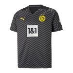 PUMA BVB Dortmund Trikot Home 2021/2022 Kids Gelb F01
