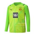 PUMA BVB Dortmund Torwarttrikot 2021/2022 Kids Rot F48