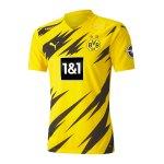 PUMA BVB Dortmund Auth. Trikot Home 2020/2021 Gelb F01