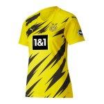 PUMA BVB Dortmund Trikot Home 2020/2021 Damen Gelb F01