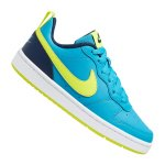 Nike Court Borough Low 2 Sneaker Kids Weiss F100