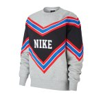 Nike French Terry Crew Longsleeve Damen F063
