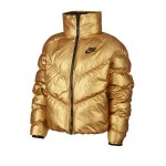 Nike Winterjacke Damen Grau F095