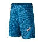 Nike Dri-FIT Strike Shorts Kids Blau F410