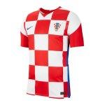 Nike Kroatien Trikot Home EM 2020 Weiss F100