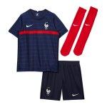 Nike Frankreich Mini Kit Home EM 2021 F498