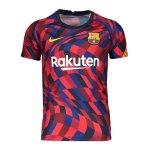 Nike FC Barcelona Vaporknit Dry Top Kids F658