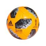 adidas Telstar Winterball Orange FIFA WM 2018