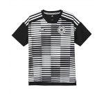 adidas DFB Deutschland Prematch Shirt Kids Weiss