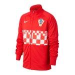 Nike Kroatien I96 Trainingsjacke Kids Rot F657