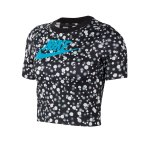 Nike Heritage T-Shirt Damen Schwarz F010