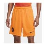 Nike Galatasaray Istanbul Short 3rd 2020/2021 Orange F836