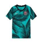 Nike FC Barcelona Prematch Shirt Kids F397