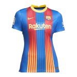 Nike FC Barcelona Trikot El Clásico 2020/2021 Damen Blau F481