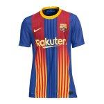 Nike FC Barcelona Trikot El Clásico 2020/2021 Blau F481