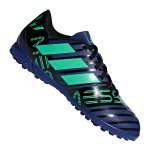 adidas NEMEZIZ Messi Tango 17.4 TF J Kids Grau