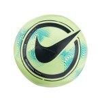 Nike Phantom Trainingsball Grün Schwarz F345