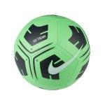 Nike Park Trainingsball Weiss Gelb F101