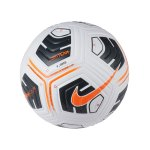 Nike Academy Team Trainingsball Weiss Grün F100
